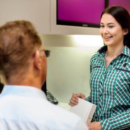 Customer Service in Sales