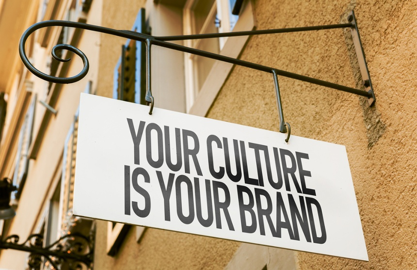 Your-Culture-Is-Your-Brand-sign-in-a-conceptual-image