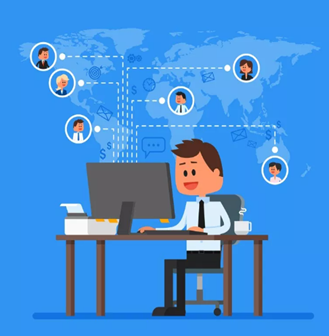 the pros and cons of remote teams