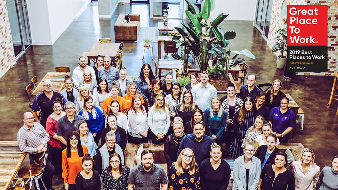 HTG officially recognised as one of the best places to work in Australia